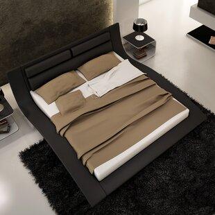 Order Galeton Upholstered Platform Bed by Wade Logan Reviews (2019) & Buyer's Guide