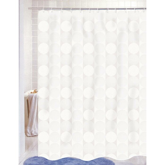 Nalley Jacquard Shower Curtain