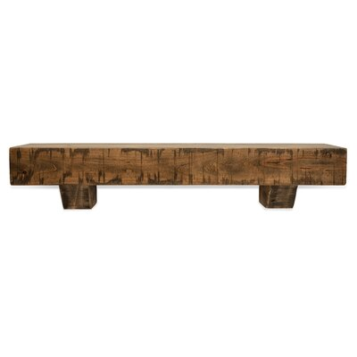 Fireplace Shelf Mantel Dogberry Collections