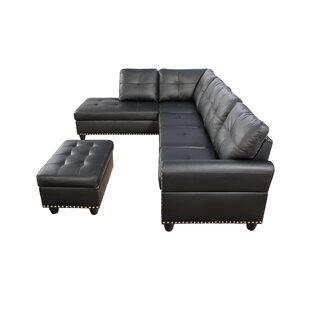 Nuri Sectional with Ottoman