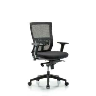 Emma Mesh Ergonomic Task Chair by Symple Stuff Best #1