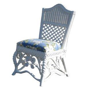 Gazebo Side Chair by Yesteryear Wicker