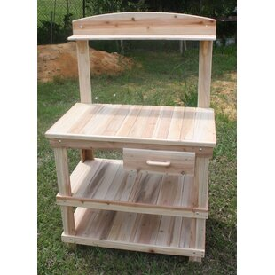 Incroyable Potting Bench