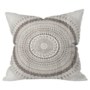 Winter Wheat Outdoor Throw Pillow