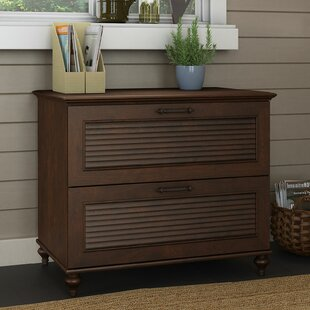 Kathy Ireland Office by Bush Volcano Dusk Lateral File Cabinet