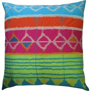 bright blue pillows wayfair