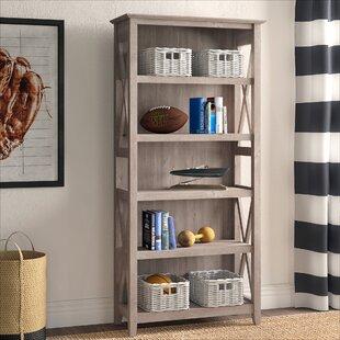 Emmett Standard Bookcase Wayfair