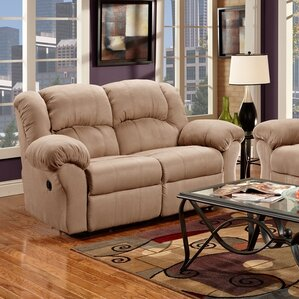 Aruba Dual Reclining Loveseat by Roundhill F..