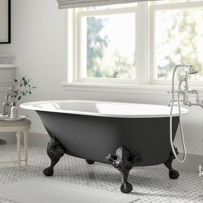 Kohler Clawfoot Bathtub