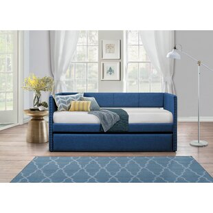 Ebern Designs Stowe Daybed wit..