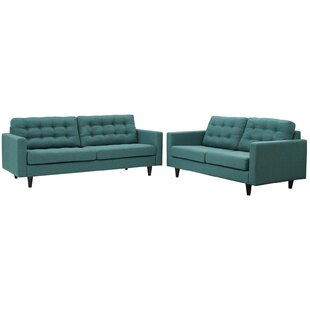 Warren 2 Piece Living Room Set by Langley Street