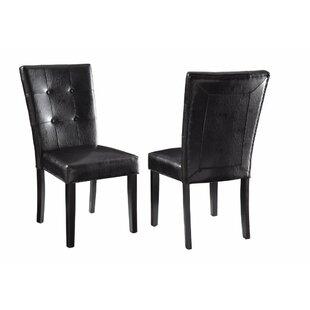 Goldmann and Elegant Upholstered Dining C..