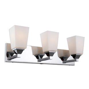 Check Prices Thiel Bath 3-Light Vanity Light By Latitude Run