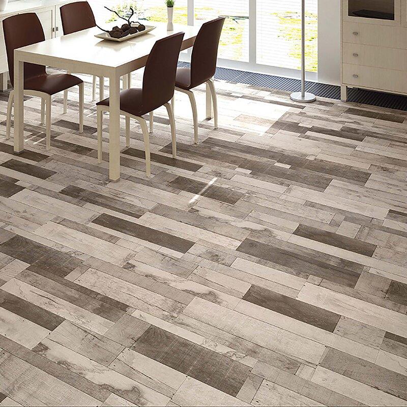 X 24 Ceramic Wood Look Tile