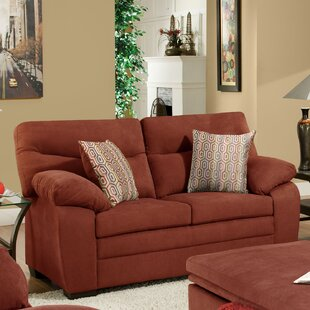Shopping for Simmons Upholstery Stephen Loveseat by Red Barrel Studio Reviews (2019) & Buyer's Guide
