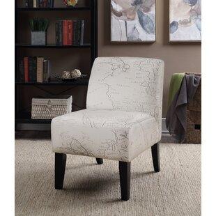 Ophelia & Co. Ardane Slipper Chair