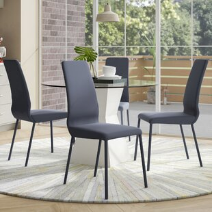 Hope Side Chair (Set of 4) by Wade Logan