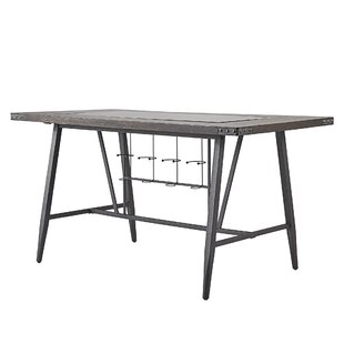 Craighead Counter Height Dining Table by Williston Forge
