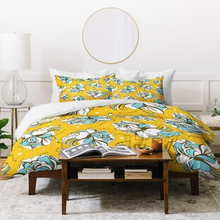 East Urban Home Heather Dutton Felicity Duvet Set