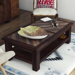 Culbertson Coffee Table with Lift Top by Loo..