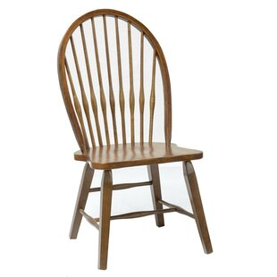 ClipperCove Solid Wood Dining Chair