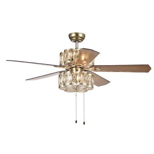 Mcgarvey Gaspar 3-Light Ceiling Fan
