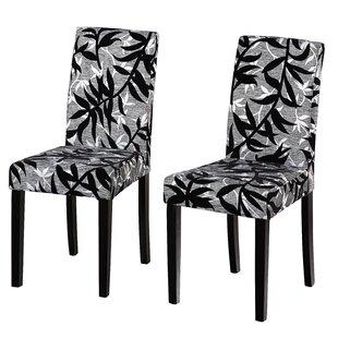 Latitude Run Reimers Parson Chair (Set of 2)