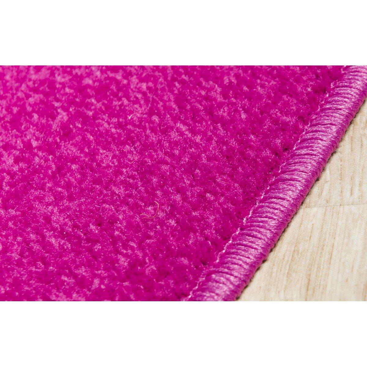 caracella teppich trend in pink bewertungen. Black Bedroom Furniture Sets. Home Design Ideas