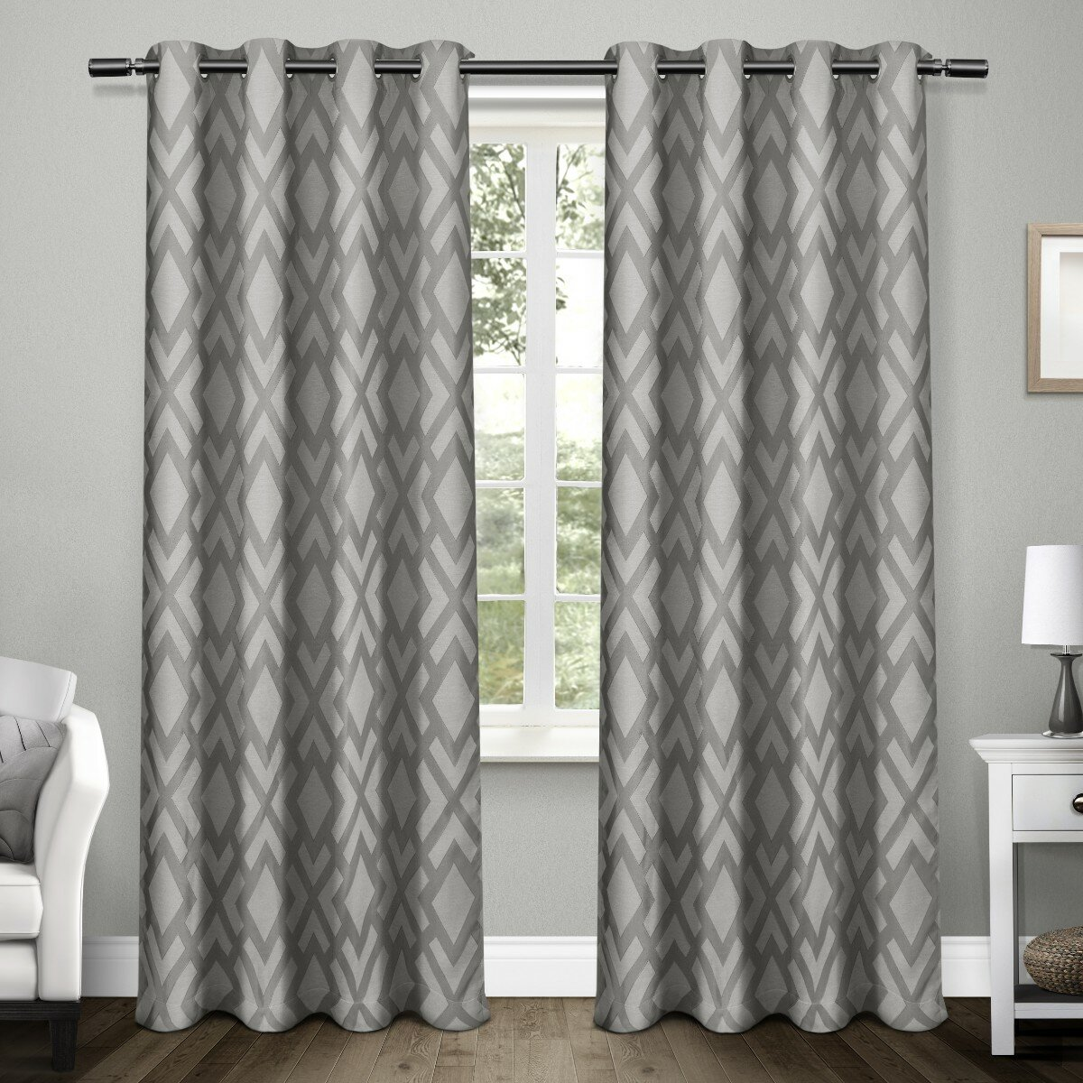 Thermal Blackout Bedroom Curtains