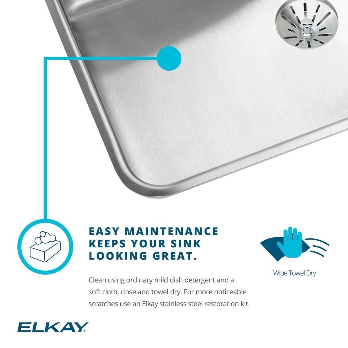 Undermount Sink Kit
