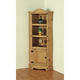 Brigite Corner Display Cabinet