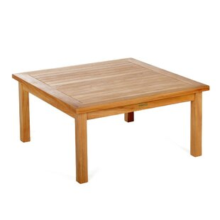 Regent Teak Coffee Table By Bay Isle Home