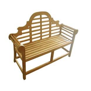 Lutyen Teak Garden Bench