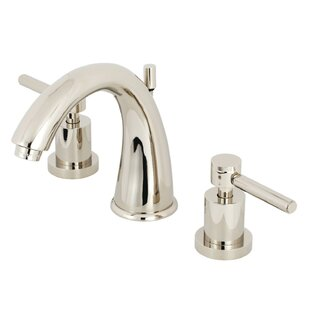 Find for Concord Widespread Bathroom Faucet with Drain Assembly By Kingston Brass