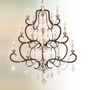 Astoria Grand Beaman 15-Light Chandelier