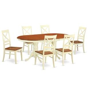 Germantown 7 Piece Dining Set DarHome Co