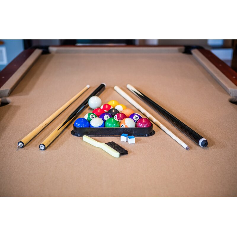 Minnesota Fats Minnesota Fats Covington Pool Table Wayfair - Fats pool table