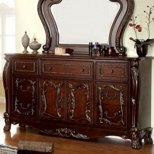 Corbally 7 Drawer Combo Dresser by Astoria Grand Herry Up