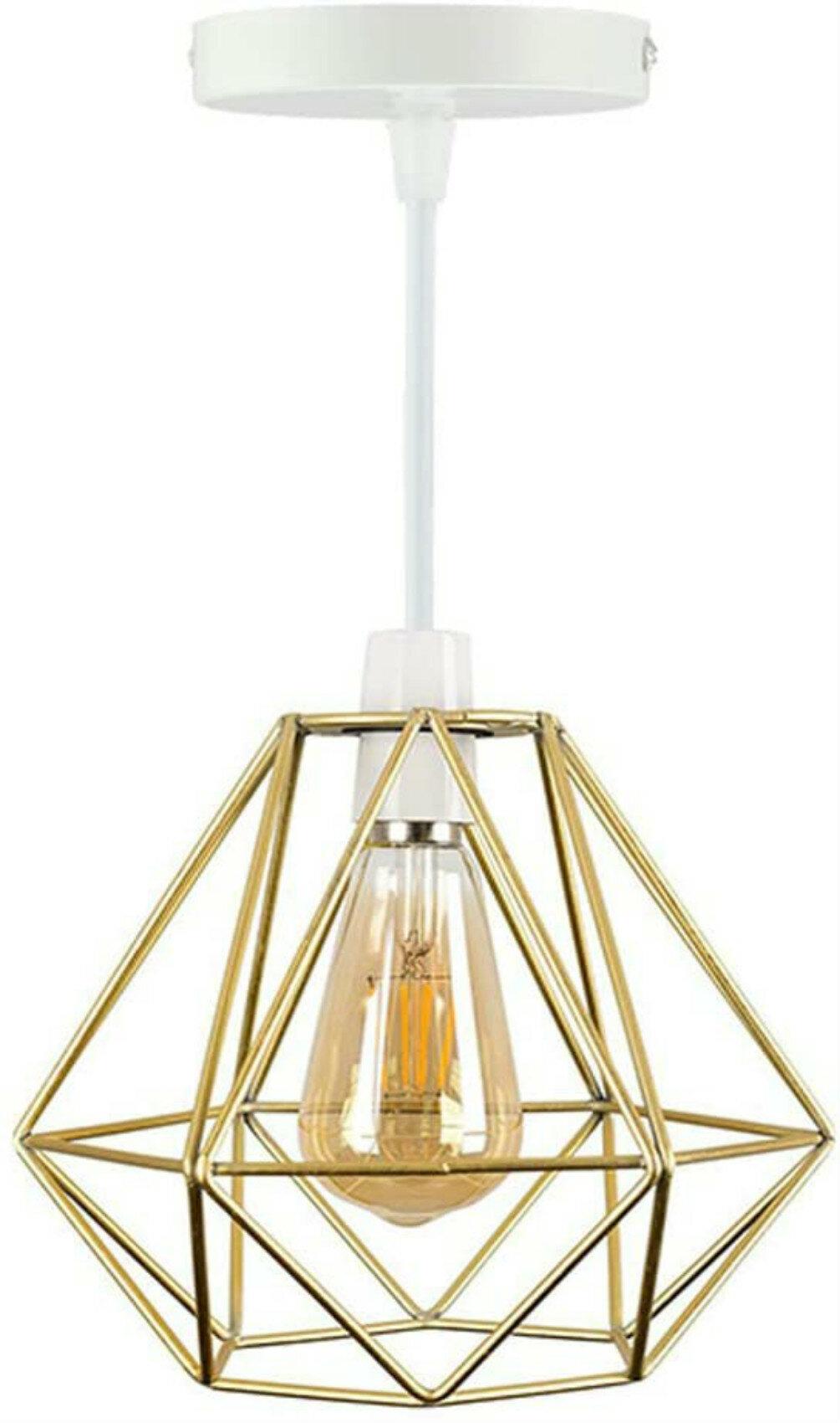 Mercer41 Sahra 1 Light Single Geometric Pendant Wayfair