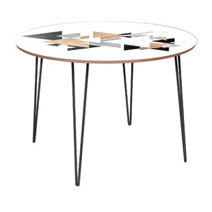Bade Dining Table by Bungalow Rose Design