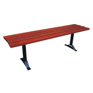 Commercial Metal Bench by DC America
