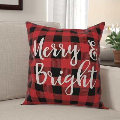 Buffalo Plaid Pillows Wayfair
