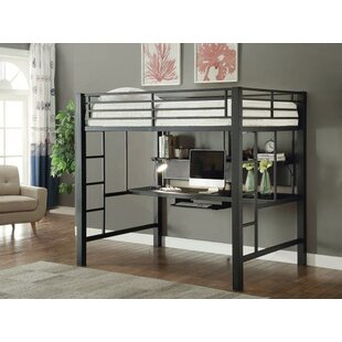 Bomar Workstation Loft Bed by