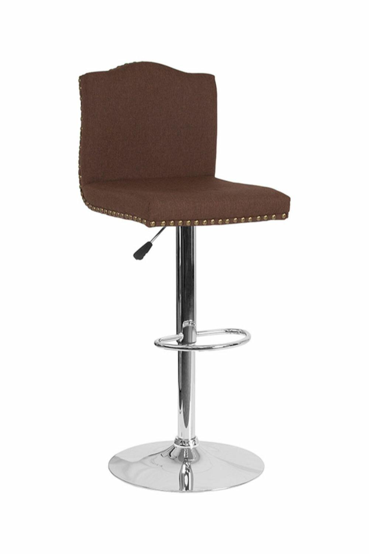 Astounding Prasad Adjustable Height Swivel Bar Stool Frankydiablos Diy Chair Ideas Frankydiabloscom