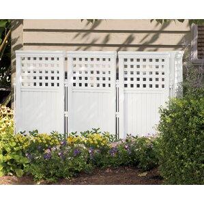 4 Panel Outdoor Screen