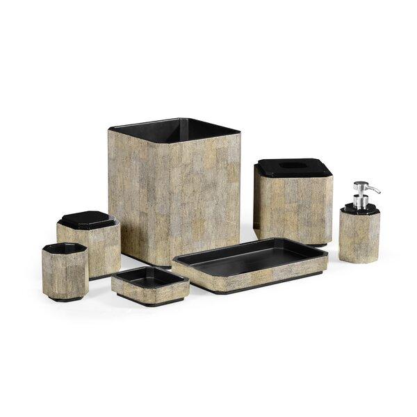 Jonathan Charles Fine Furniture Brushed 7 Piece Bathroom