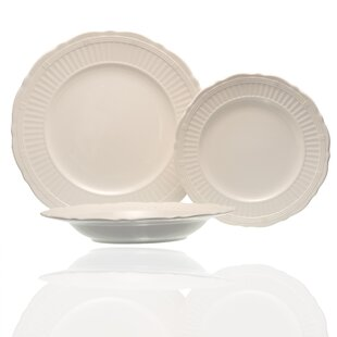 Tuscan Villa 18 Piece Dinner Set Service for 6