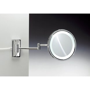Check Prices Wall Mounted Magnifying Mirror ByWindisch by Nameeks