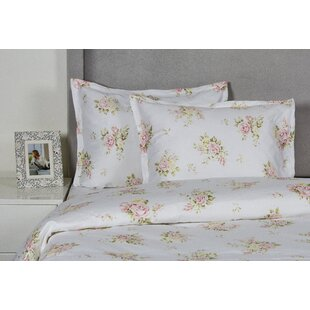Rose Bouquet Duvet Cover Set