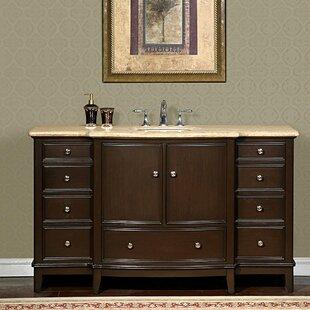 Shop For Emmet 60 Single Bathroom Vanity Set ByDarby Home Co